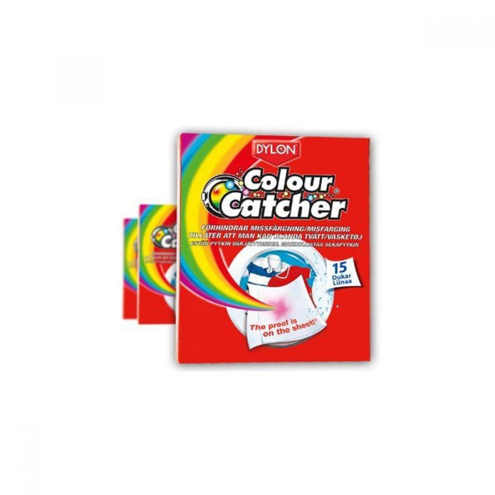 Skalbinių servetėlės Dylon Colour Catcher