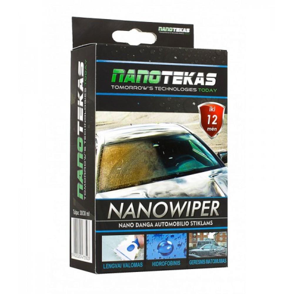 Nano danga priekiniam stiklui NANOAUTO Nano Wiper